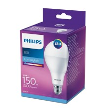 LED Žárovka 1xE27/20W/230V 6500K - Philips
