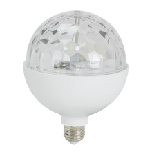 LED žárovka DISCO LIGHT E27/3W/230V - Briloner 0529-003