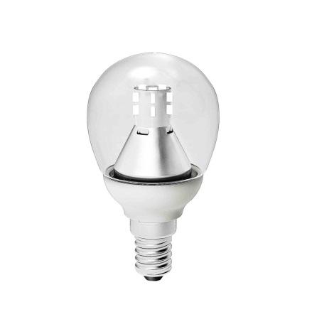 LED Žárovka E14/4W LQ CRYSTAL G45