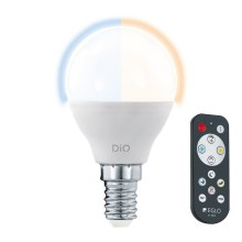 LED Žárovka E14/5W/230V 2700K-6500K + DO - Eglo 11805