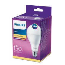 LED Žárovka E27/22,5W/230V 2700K - Philips