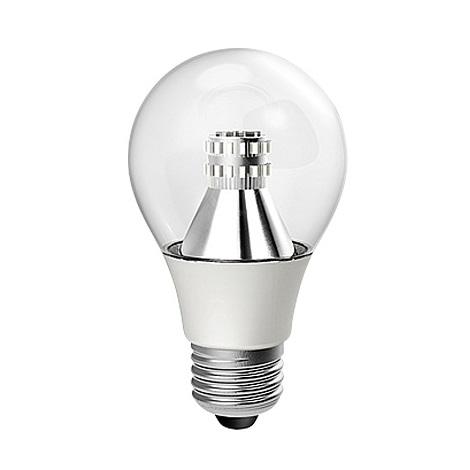 LED Žárovka E27/4,5W LQ CRYSTAL A60