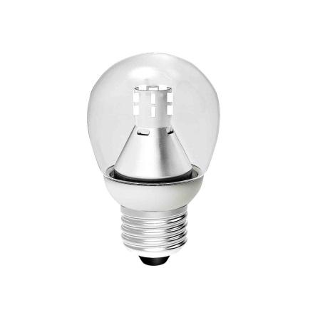 LED Žárovka E27/4W LQ CRYSTAL G45