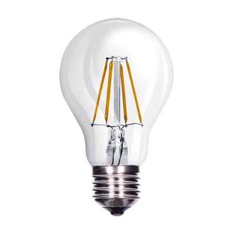 LED žárovka E27/8W/230V 3000K