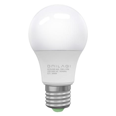 LED Žárovka ECOLINE A60 E27/10W/230V 3000K - Brilagi