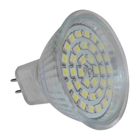 LED žárovka LED36 SMD MR16/4W/12V WW - GXLZ103