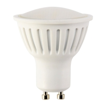 LED žárovka MILK LED GU10/7W/230V 6000K - Greenlux GXLZ234