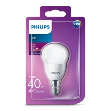 LED Žárovka Philips E14/5,5W/230V