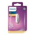 LED Žárovka Philips G4/2,5W/12V AC 2700K