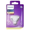 LED Žárovka Philips GU5,3/5W/12V 2700K