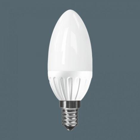 LED žárovka SMD E14/4W 2700K svíčka