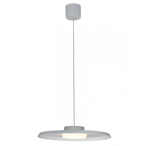 LEDKO 00446 - LED závěsné svítidlo LED/11W/230V bílé