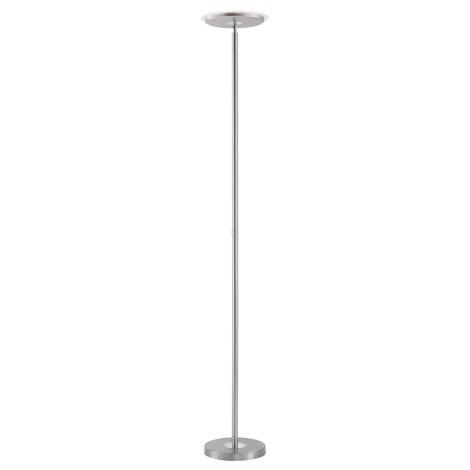 Leuchten Direkt 11729-55 - LED Stmívatelná stojací lampa HANS LED/22W/230V