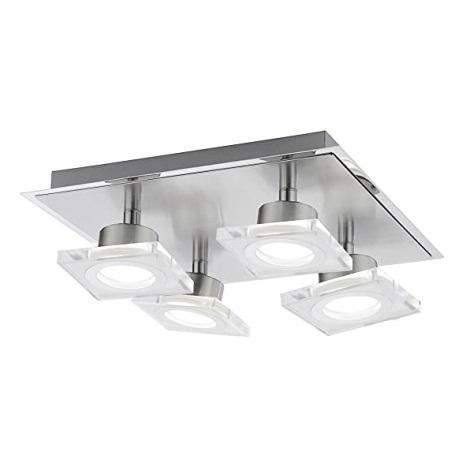 Leuchten Direkt M11889-55 - LED Stropní svítidlo SWITCH 4xLED/5,5W/230V