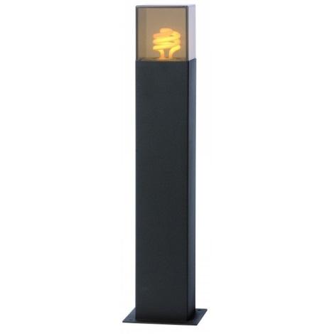 Lucide 28854/71/30 - Venkovní lampa OSLO 1xE27/13W/230V IP44