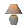 Lucide 47507/81/36 - Stolní lampa RAMZI 1xE27/40W/230V v.42cm