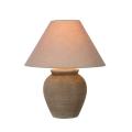 Lucide 47507/81/43 - Stolní lampa RAMZI 1xE27/40W/230V v.42cm
