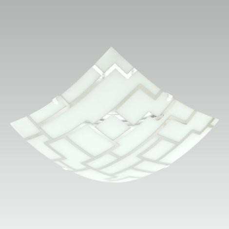 Luxera 45058 K - Stropní svítidlo SARI 1xE27/60W/230V