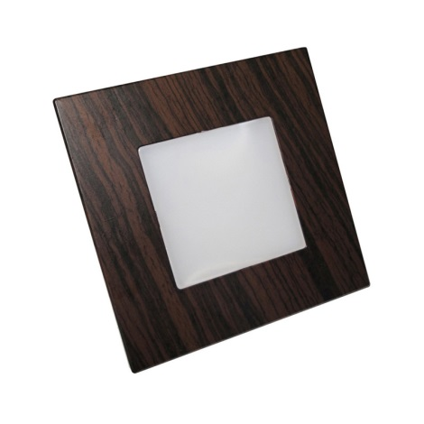Luxera 48306 - LED orientační svítidlo STEP LIGHT 16xLED SMD/1W/230V