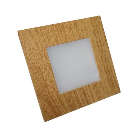Luxera 48307 - LED orientační svítidlo STEP LIGHT 16xLED SMD/1W/230V