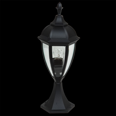 LUXERA 70127 - Venkovní lampa CALIFORNIA I 1xE27/100W