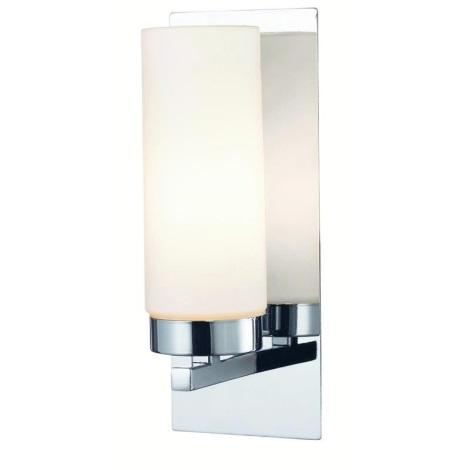 Markslöjd 102476 - Koupelnové nástěnné svítidlo NORRSUNDET 1xE14/40W/230V IP44