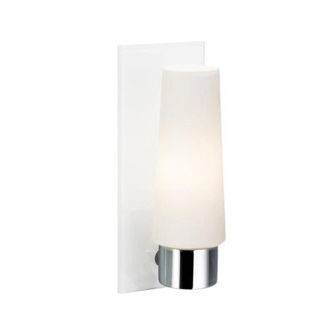 Markslöjd 107613 - Koupelnové nástěnné svítidlo BRASTAD 1xE14/40W/230V IP44