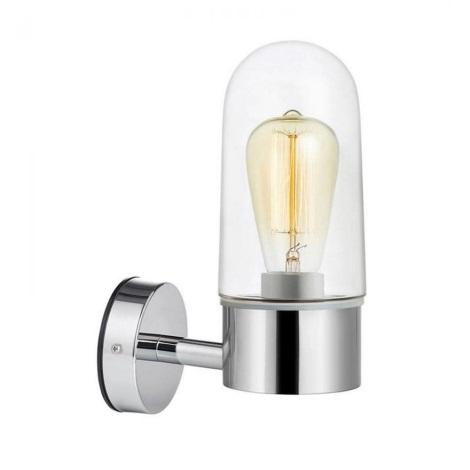 Markslöjd 107798 - Koupelnové nástěnné svítidlo ZEN 1xE27/15W/230V IP44