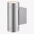 Markslöjd 107917 - Venkovní nástěnné svítidlo PIPE 2xGU10/35W/230V IP44