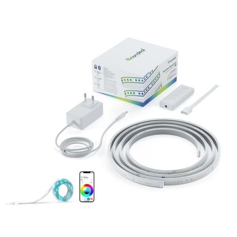 Nanoleaf - LED RGB Chytrý pásek 2 m LED/23W/230V