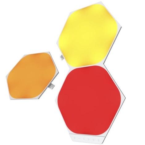 Nanoleaf - SADA 3x LED RGB Stmívatelný panel SHAPES HEXAGONS LED/2W/230V