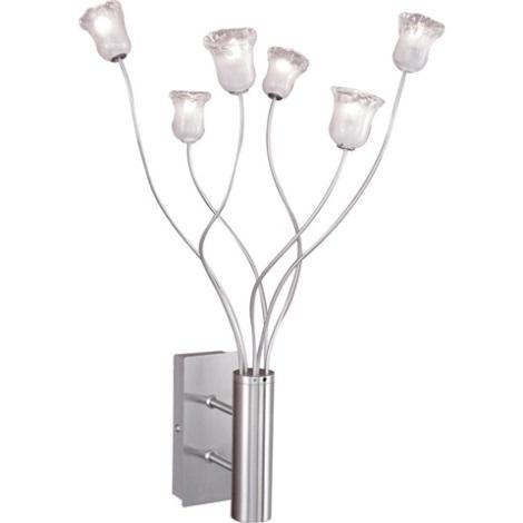 Nástěnná svítidlo FIDSCHI 6xG4/10W bílá