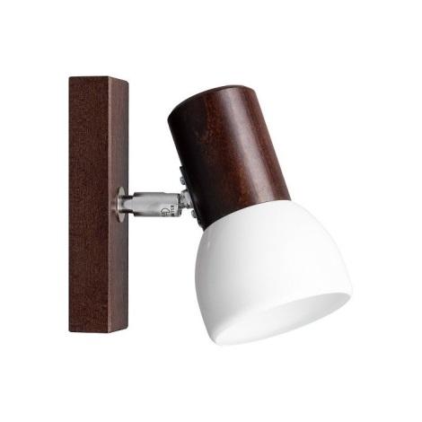 Nástěnné bodové svítidlo SVENDA 1xE27/60W/230V