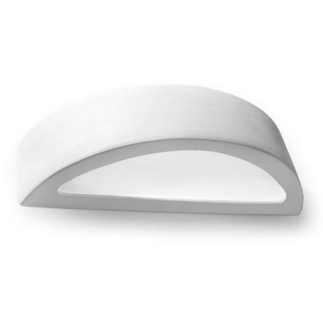 Nástěnné svítidlo ATENA 1xE27/60W/230V bílá