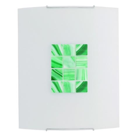 Nástěnné svítidlo KUBIK 6 2xE27/100W/230V