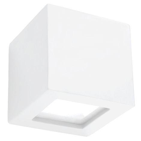Nástěnné svítidlo LEO 1xE27/60W/230V bílá