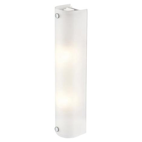 Nástěnné svítidlo LIMA 2xE14/40W bílá