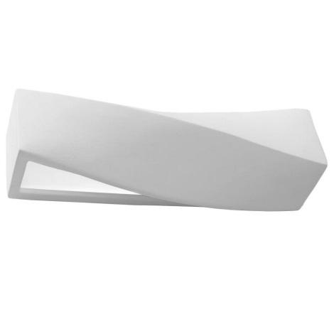 Nástěnné svítidlo SIGMA 1xE27/60W/230V bílá