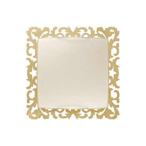 Nowodvorski 3775 - Nástěnné svítidlo FATIMA GOLD 7 1xE27/100W