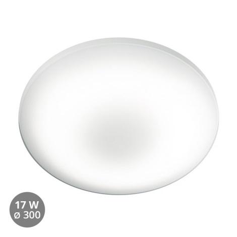 Osram - LED Koupelnové stropní svítidlo se senzorem SILARA LED/17W/230V IP44