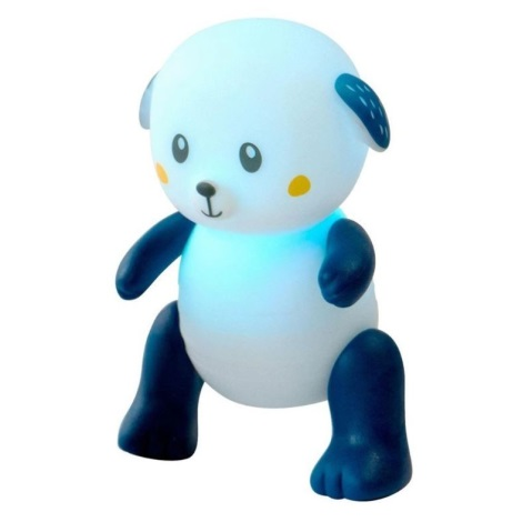 PABOBO - LED lampička LUMILOVE psík modrá