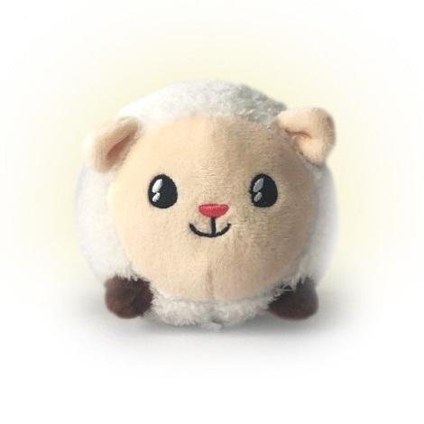 PABOBO - Svítící mazlíček SHAKIES ovečka 2xCR2032