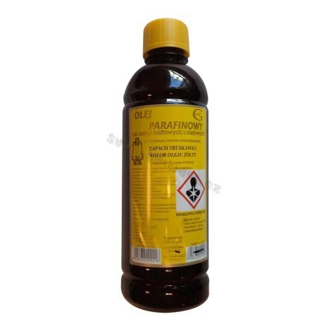 Parafínový olej jahoda 500ml