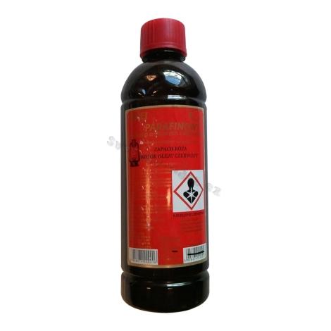 Parafínový olej růže 500ml
