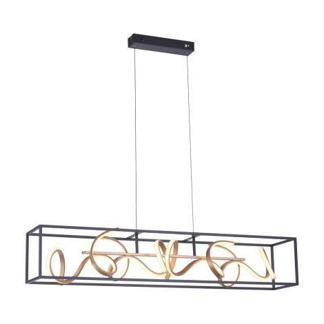 Paul Neuhaus 2416-18 - LED Stmívatelný lustr na lanku SELINA 4xLED/10,2W/230V