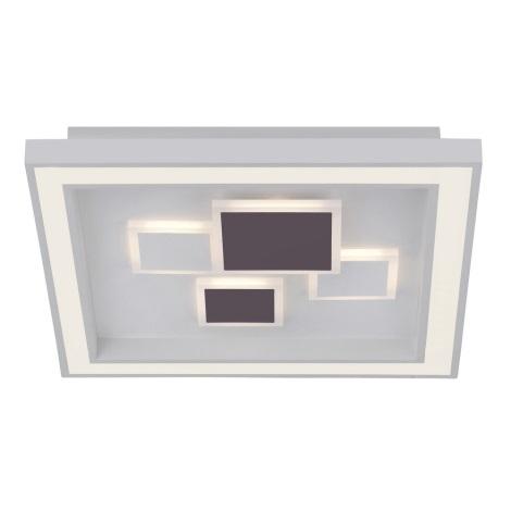 Paul Neuhaus 6283-16 - LED Stmívatelné stropní svítidlo ELIZA LED/30W/230V + LED/18,5W