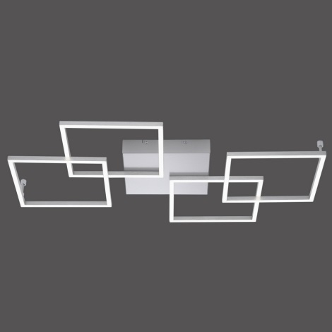 Paul Neuhaus 8190-55 - LED Stmívatelné stropní svítidlo INIGO 4xLED/8W/230V