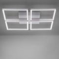 Paul Neuhaus 8191-55 - LED Stmívatelné stropní svítidlo INIGO 4xLED/8W/230V