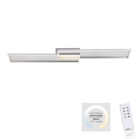 Paul Neuhaus 8371-55 - LED Stmívatelné stropní svítidlo AMARA LED/40W/230V + dálkové ovládání