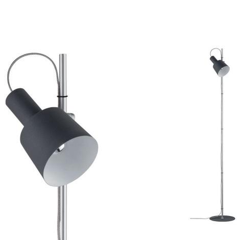 Paulmann 79692 - Stojací lampa HALDAR 1xE14/20W/230V